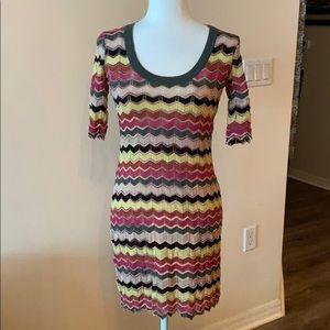 Chevron Missoni Dress